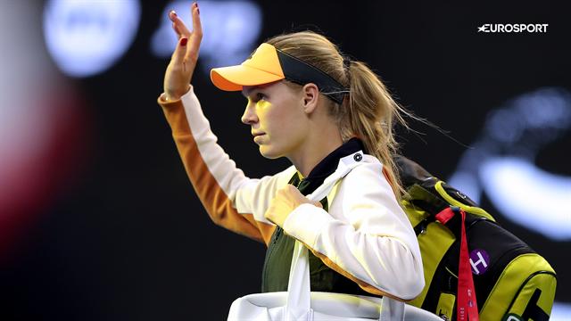 Kæmpe chok: Wozniacki stopper karrieren