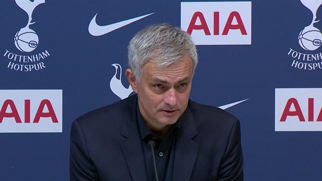 'Sonaldo!' - Mourinho compares Tottenham wonder-goal to Barcelona strike