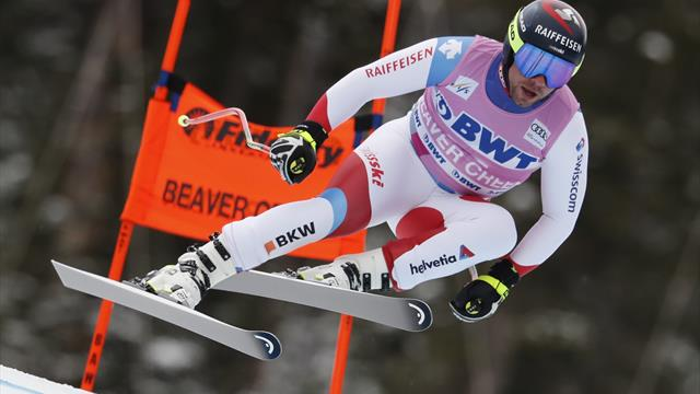 'The cowbells are ringing!' – Feuz triumphs at Beaver Creek