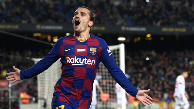 Le FC Barcelone s'incline en déplacement à Valence — Liga