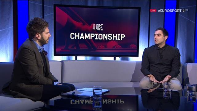 ¡Sorpresón! Ronnie O'Sullivan anuncia que no jugará el Masters