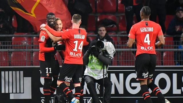 Rennes passe la troisième et fonce vers le podium, Toulouse sombre (encore)