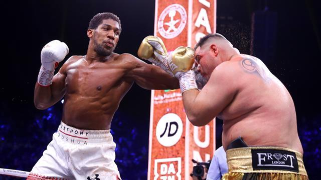 Joshua shows boxing acumen to regain world titles from Ruiz Jr