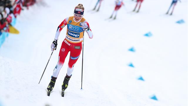 Johaug l'a mise sur orbite et la Norvège a laminé la concurrence