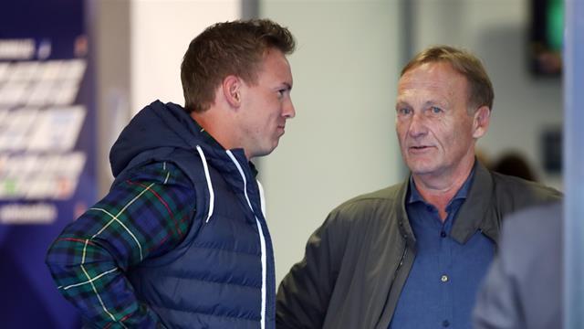 Nagelsmann verrät: Darum habe ich dem BVB abgesagt
