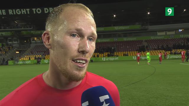 Mikkel Rygaard skuffet efter nederlag til FC København: Vi er i stor kontrol hele kampen