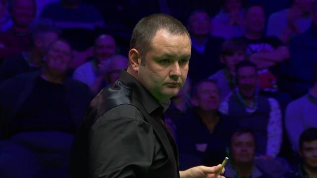 Fluke of the tournament? Maguire makes ridiculous round-the-table plant