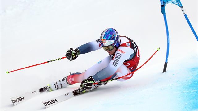 Le slalom annulé — Val d'Isère
