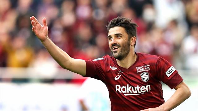 WATCH: Villa scores J League Goal of the Season