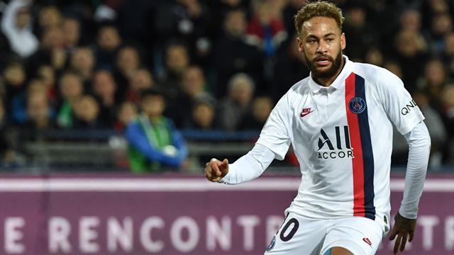 PSG-Trio Neymar, Mbappé und Icardi mit Top-Toren