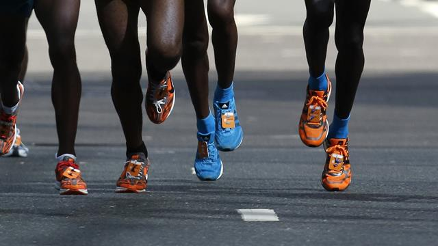 Pacemaker Kipyego races clear to leave marathon field in his wake