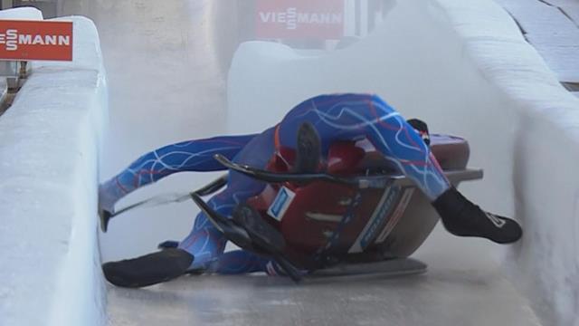 Deportes de invierno: Las mejores imágenes del fin de semana en Eurosport