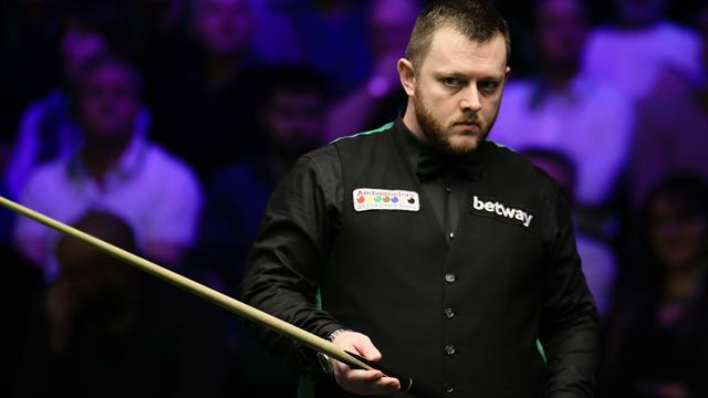 'You can't do that!' – Controversy at 'VAR' decision in Mark Allen win