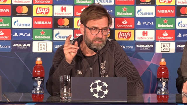'Ambitious like crazy' - Klopp defends Liverpool's desire to win Champions League