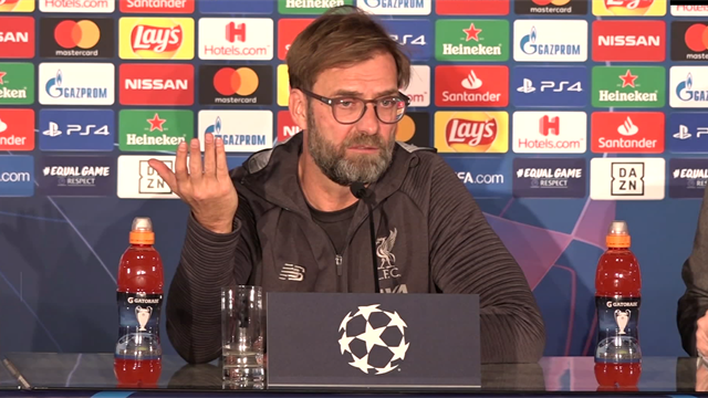 Klopp – Liverpool are more motivated than typical Champions League winners