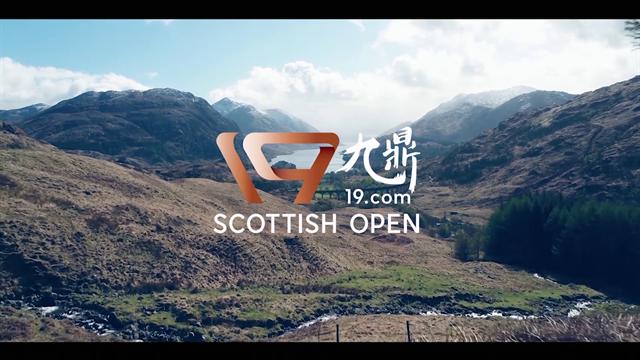 Snooker | De Home Nation Series in Glasgow is begonnen