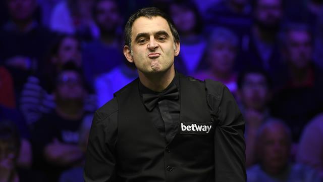 Scottish Open: O'Sullivan perdió la cabeza fallando una bola fácil y decisiva, ¿en qué pensaba?