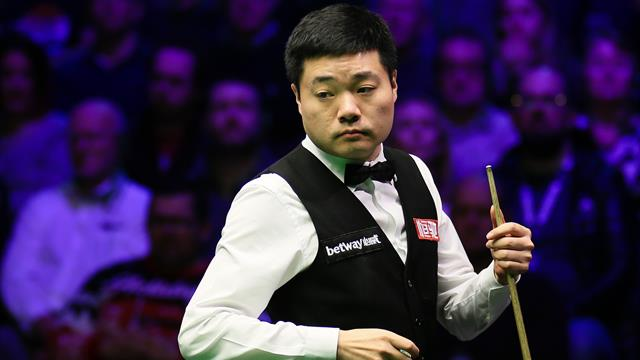 #OnThisDay: Ding produces three-ball plant masterclass at the 2019 World Championship
