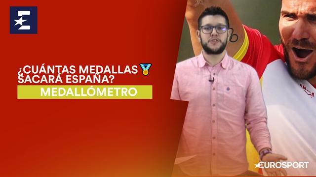 Medallómetro Eurosport: Pronosticamos las medallas de España en Tokio 2020