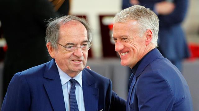 Didier Deschamps prolongé jusqu'en 2022