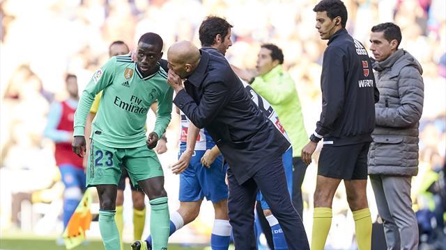 Zidane promet d'éliminer Liverpool — Real Madrid