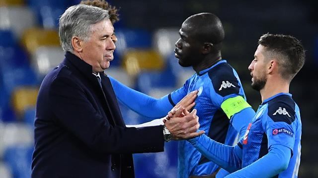 De Laurentiis non ha dubbi: Carlo Ancelotti esonerato dalla guida del Napoli, arriva Gattuso