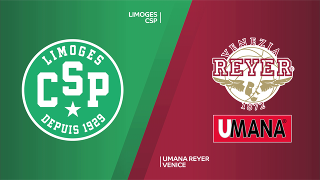 Highlights: Limoges CSP-Umana Reyer Venezia 71-78