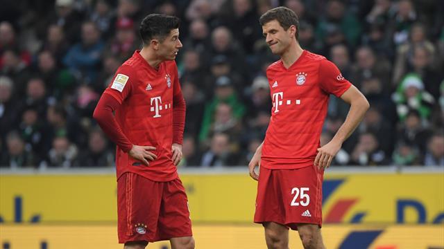 Müller: Lewandowski braucht mehr Unterstützung