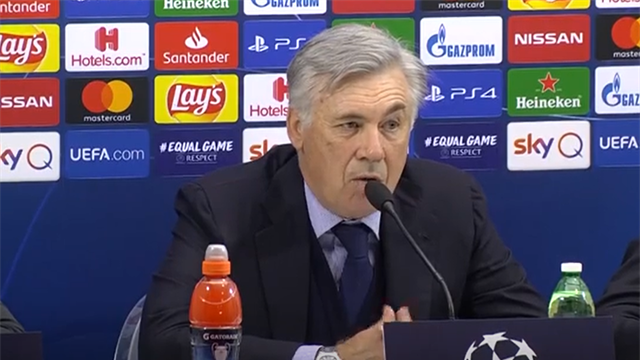 'Yes, see you on Saturday!' - Ancelotti minutes before being sacked