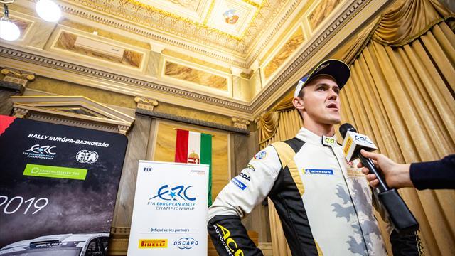 Kresta : Le titre de Mareš en ERC1 Junior a dépassé les attentes