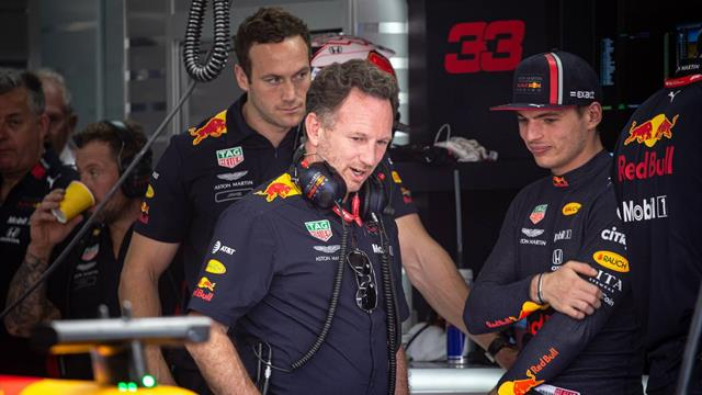 Horner not expecting huge moves in F1 driver market for 2021