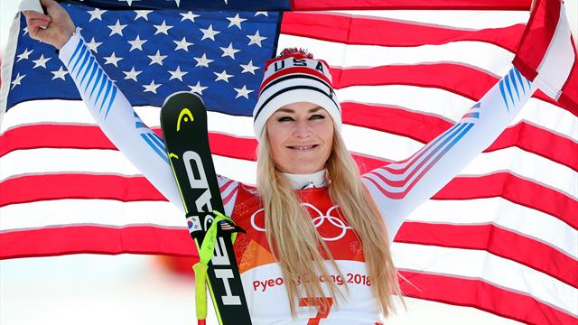 Best Olympics moments: Lindsey Vonn Every Olympic medal race