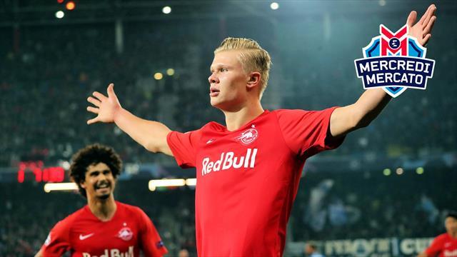 Salzbourg : Haaland aurait choisi Dortmund