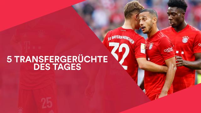 Bayern-Duo liebäugelt mit Abschied