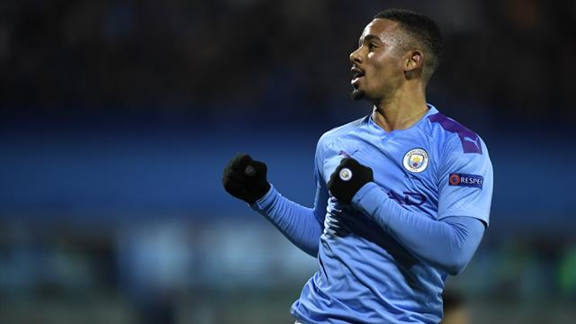 'I wanted to shoot myself in the head' - Jesus on City goal drought