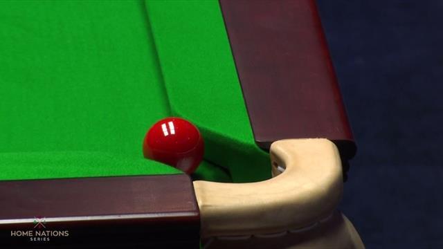 Scottish Open: Cuando la bola no quiere entrar... ¡Por milímetros no embocó!