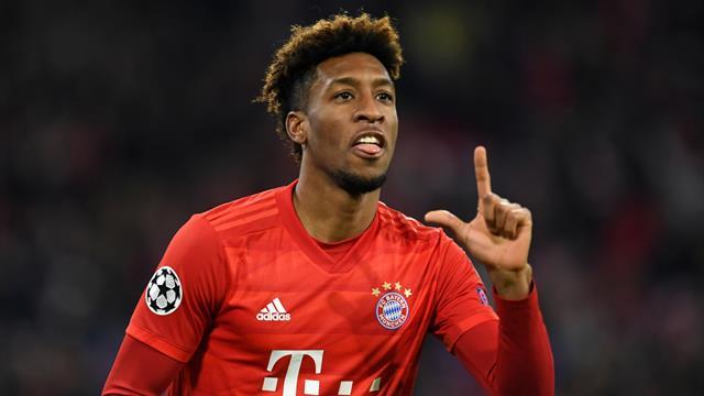 Bonne nouvelle pour les Bleus : Coman a repris l'entraînement avec le Bayern