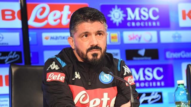 Il meglio della prima conferenza di Gennaro Gattuso al Napoli in 300 secondi