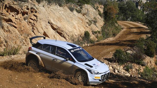 Hyundai dévoile sa Rally2 évoluée pour l'ERC