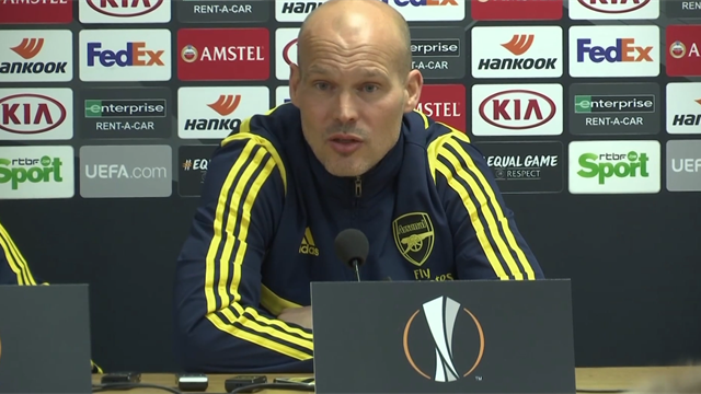 'Good answer!' - Ljungberg gets glowing review from Willock