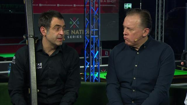 'Like a Brazilian with a football' - Ronnie O'Sullivan explains why he can play so many great shots
