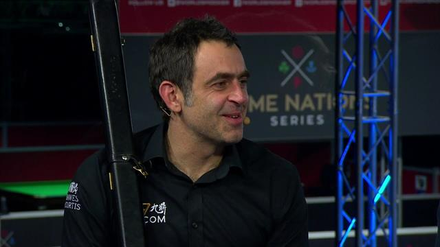 I might have let Joe win if I had known! - O'Sullivan not relishing Selby clash