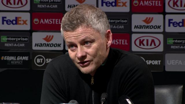 Solskjaer compares Greenwood to Rooney