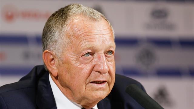 """Aulas n'a aucun doute : """"Rudi Garcia est un grand entraîneur"""""""