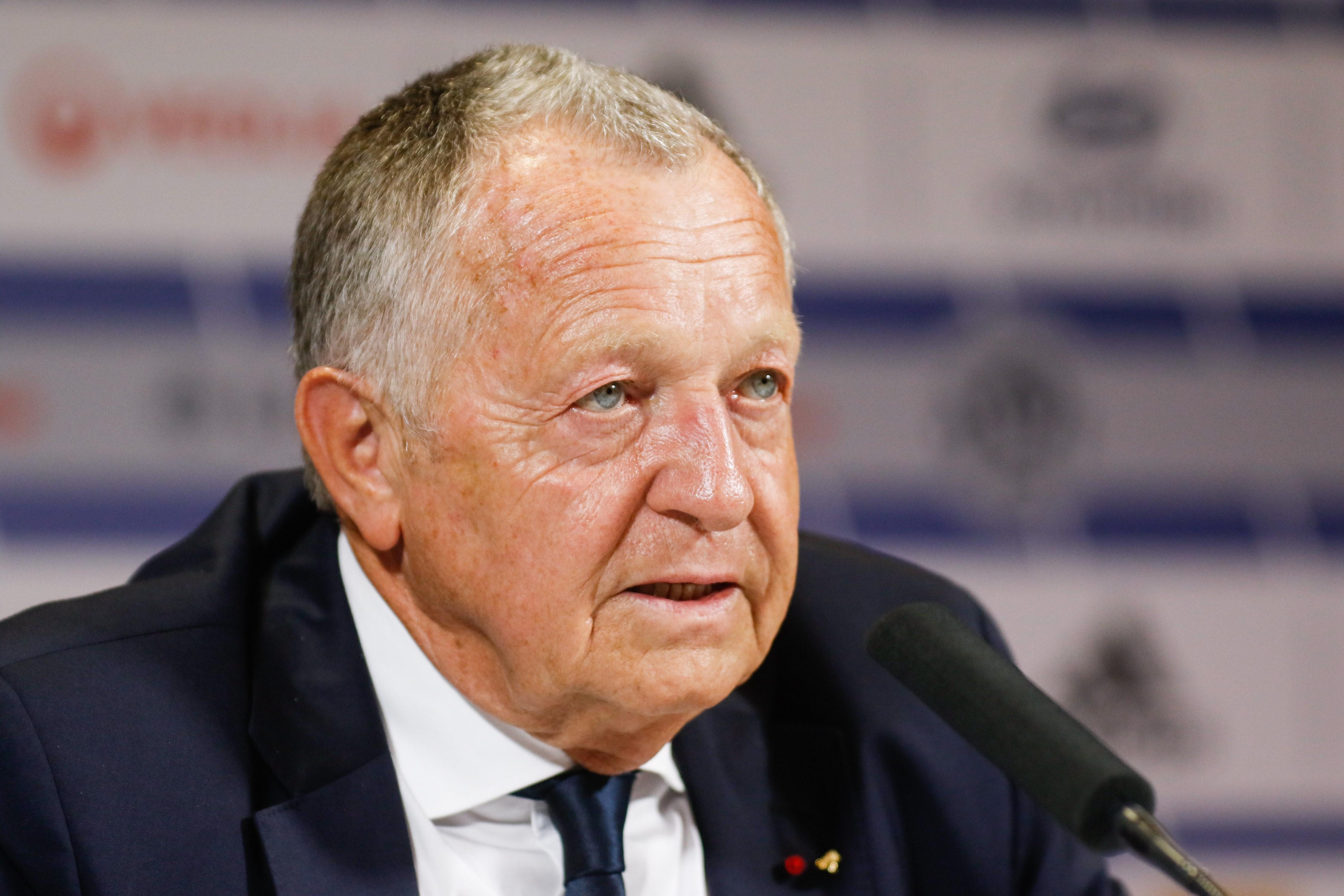 Jean Michel Aulas