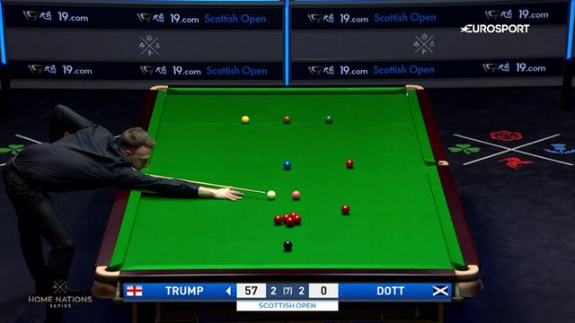 Snooker | De hoogtepunten van dag 4 in Glasgow