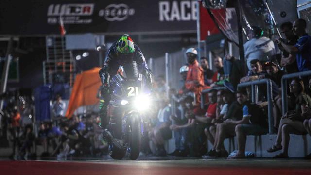 Le Yamaha Sepang Racing, héros en Malaisie