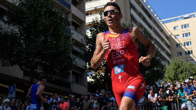 """Gómez Noya sobre las opciones de medalla en Tokio 2020: """"Son reales"""""""