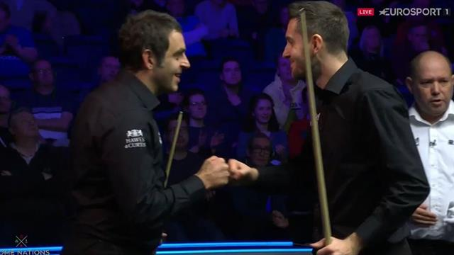 Highlights: Selby and O'Sullivan serve up a classic