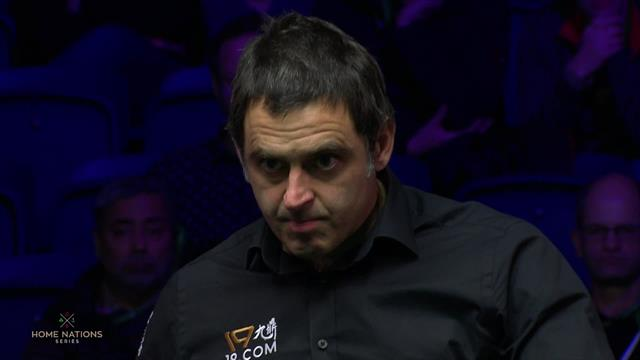 Do we need VAR in snooker? - O'Sullivan given foul after red appeared to move